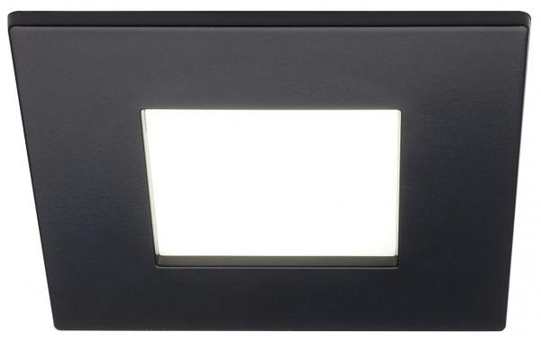 Häfele Einbauleuchte 12V Loox quadratisch LED 1155 Design Einbauspot