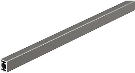 BLUM Querreling AMBIA LINE Reling Stahldesign für Blum Legrabox 1080 mm