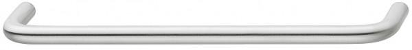Häfele Möbelgriff H1016 Bügelgriff Edelstahl matt gebürstet Ø 8 mm