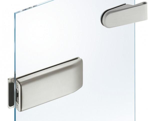 JUVA Glastür-Gegenkasten-Garnitur GHR 202 für Drehtüren im Wohnbereich