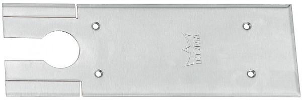 Dorma Deckplatte für Bodentürschließer BTS 75 V