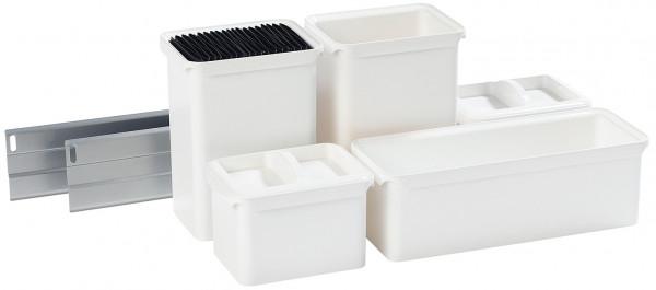 Kesseböhmer Einhängeboxen Youboxx Set 1 für Unterschrank und Hochschrank Dispensa