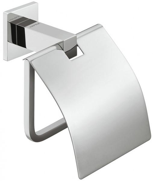 Häfele Toilettenpapierhalter mit Deckel H4050 verchromt poliert
