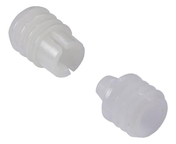 Druckknopfverbinder zum Einpressen für Bohrtiefe 15/10 mm