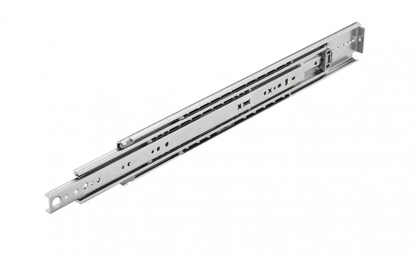 Accuride Kugelführung 1 Stück Vollauszug 9301 Tragkraft bis 272 kg Stahl seitliche/aufliegend