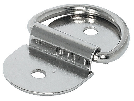 Plattengriff aus Stahl