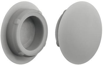 Häfele Abdeckkappe für Blindbohrung Ø 15 mm Kunststoff