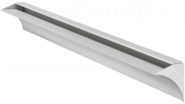 Häfele Tablarträgerschiene H3212 Tragkraft 35 kg für Glas- und Holzböden