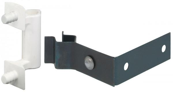 Häfele Federschnäpper H6082 zum Schrauben aufliegende Montage