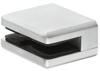 Häfele Klemmtablarträger H3009 für Holz und Glas 8 mm
