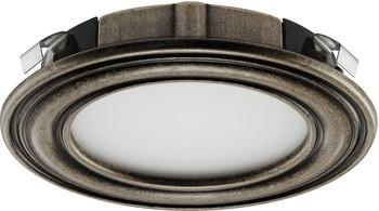 Häfele Einbauleuchte 12V rund LED 1136 Loox Leuchte Antik