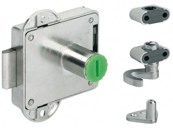 Häfele Drehstangenschloss Set H6161 Symo Standard-Nova Dornmaß 40 mm