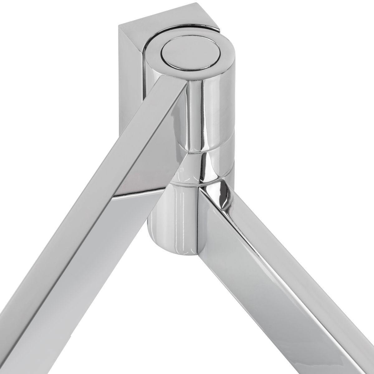 Handtuchhalter ATLANTIK aus Stahl 400 mm schwenkbar