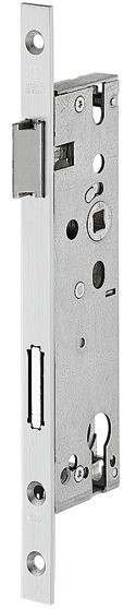 BKS Rohrrahmenschloss Modell 1300 Einsteckschloss für Rohrrahmen PZ 92 Stahl oder Edelstahl