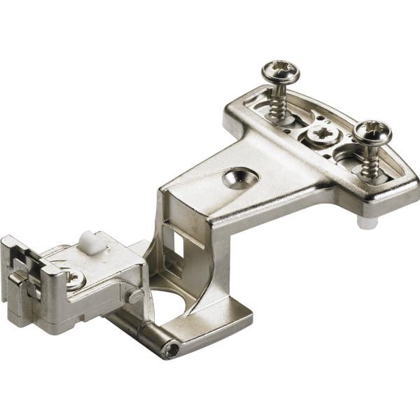 Hettich Selekta Pro Seitenteil Rolle bündig Türauflage 15 mm 9160328