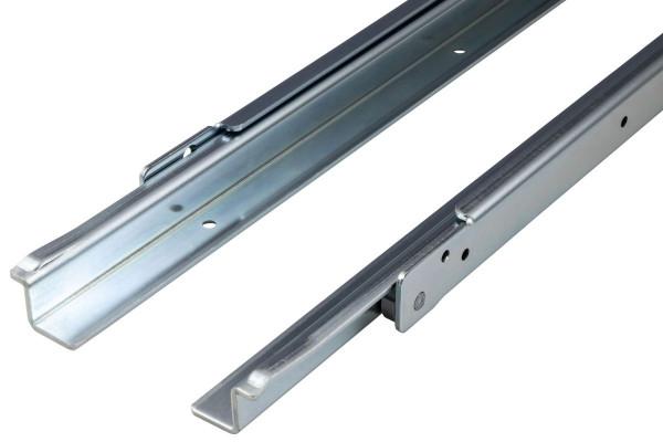 Fulterer Teilauszug FR206 aus Stahl bis 100 kg aufliegende Montage