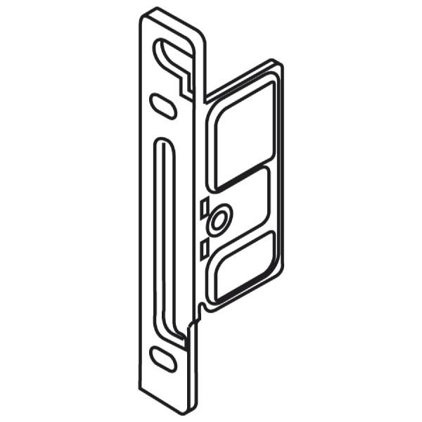BLUM Metabox Frontbefestigung Schraubversion ZSF.1700 Links oder Rechts