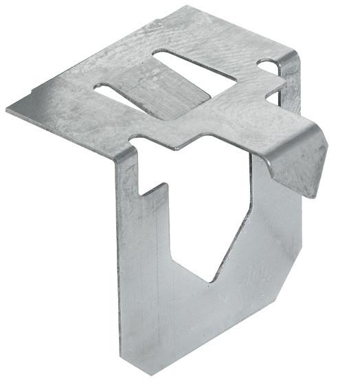 Häfele Sockelblendenfeder H3938 für Front- oder Seitensockel