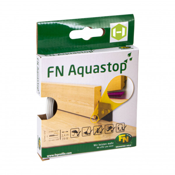 Aquastop Dichtlippe transparent