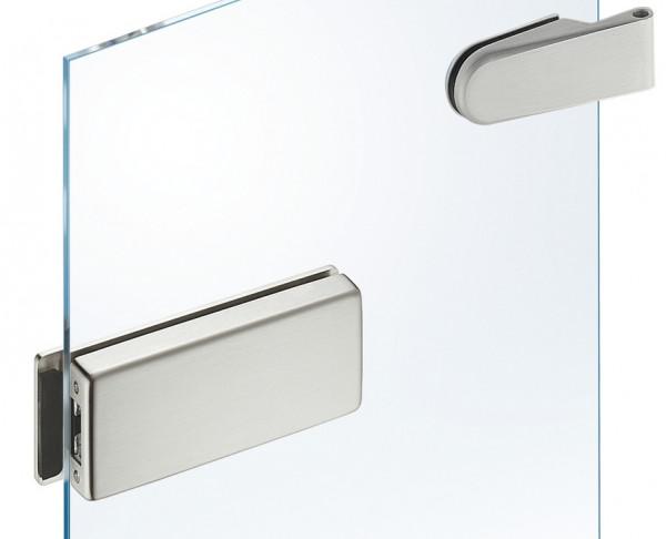 JUVA Glastür-Gegenkasten-Garnitur GHR 402 für Drehtüren im Wohnbereich