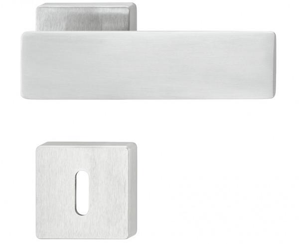 Türdrücker chrom matt LDH 3225 BB