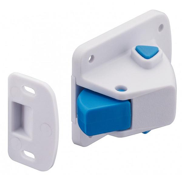 Häfele Kindersicherung H6031 Magnetischer Türverschluss Modell Safe-Fix