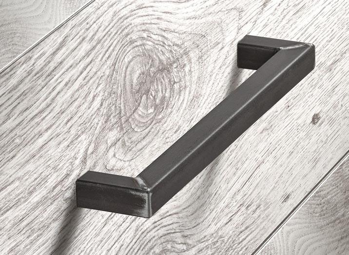 96 128 160 mm Küchenschrank Griffe Schwarz Küche Möbel Griff  Schrank Türgriffe
