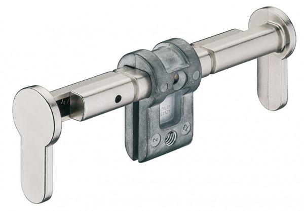 Universal-Blindzylinder aus Metall verstellbar 35 - 154 mm