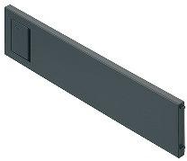 BLUM Querteiler AMBIA LINE für Rahmen breit Stahldesign zum Einclipsen ZC7Q020SS