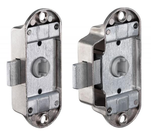 Drehstangenschloss PICCOLO-NOVA aus Metall Vierkant Dornmaß 15 oder 25 mm