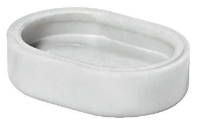 Möbelgleiter oval