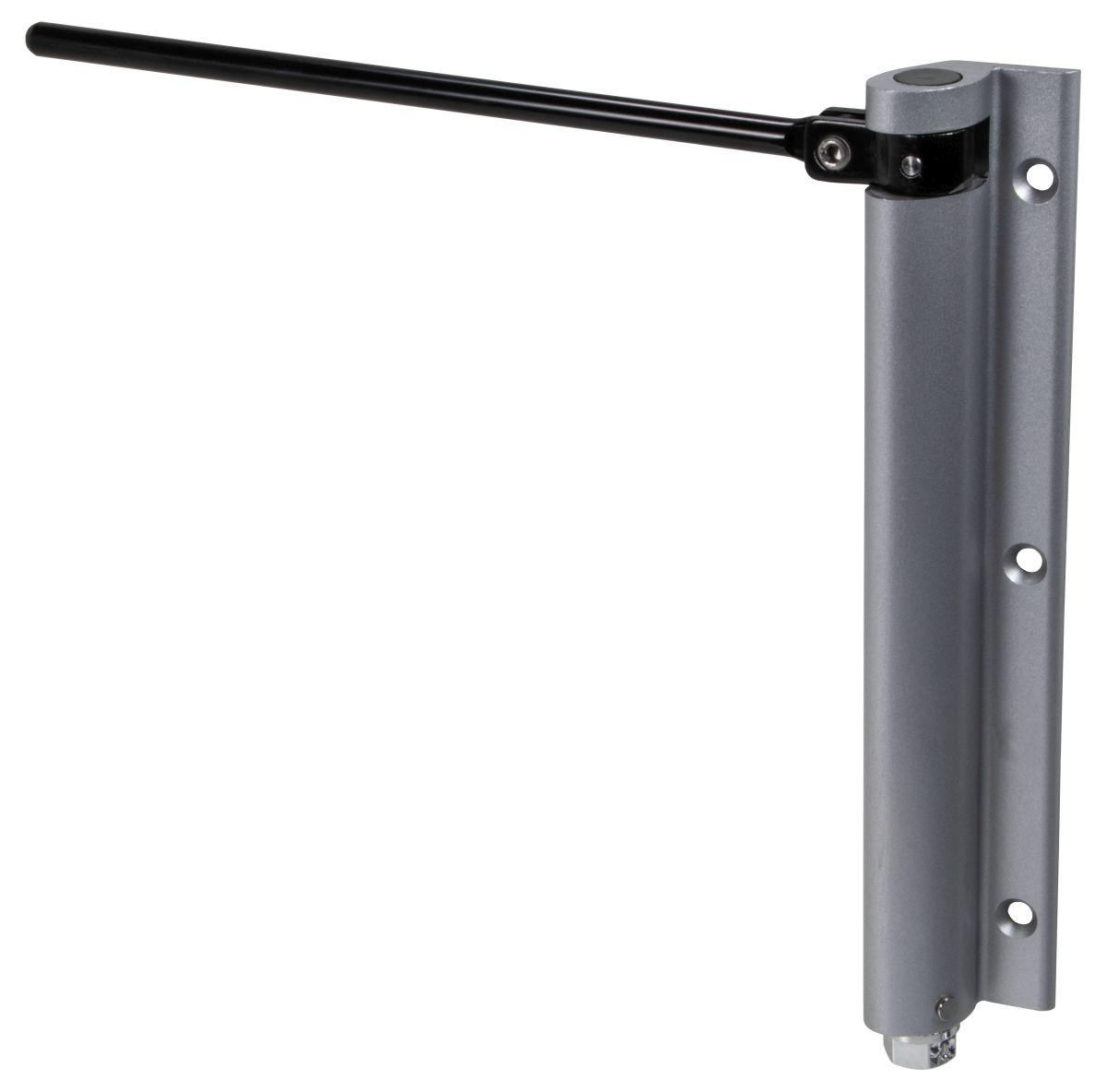 Stahl verzinkt Baubeschl/äge von GedoTec/® verst/ärkte Ausf/ührung T/ürschlie/ßer Innent/ür Stangent/ürschlie/ßer mit Feder T/ürfeder f/ür T/ürgewicht bis 35 kg