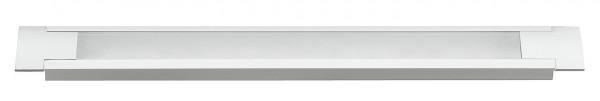 Häfele Einbauleuchte 24V lang LED 1090 Aluminium silberfarben