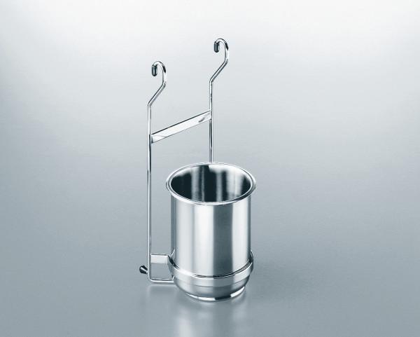 Kesseböhmer Köcherhalter Linero zum Einhängen in Relingrohr Stahl