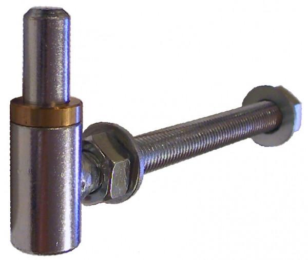 Pfostenband Pfostenteil mit Bandstift Stahl verzinkt