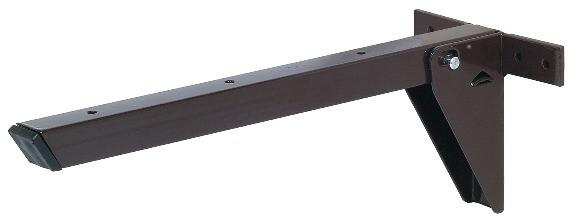 Häfele Klappkonsole TIKLA für Sitzbänke aufklappbar Tragkraft 100 kg