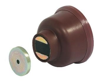 Häfele Türfeststeller magnetisch für Wandmontage Haftkraft 10 oder 20 kg