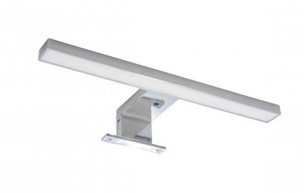 LED Spiegelleuchte Amber DL10000 Badleuchte Aluminium verchromt poliert Länge 300 mm A++