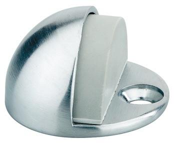 Startec Bodentürpuffer Messing Türstopper zum Schrauben verschiedene Oberflächen