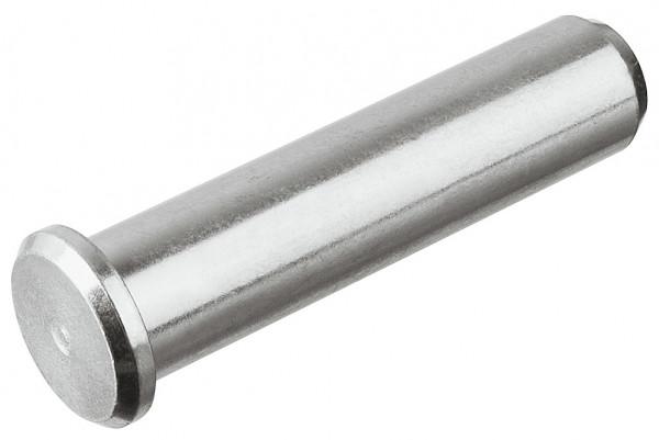 Häfele Anschlagbolzen zum Fixieren der Frässchablone für Arbeitsplatzverbinder Stahl verzinkt