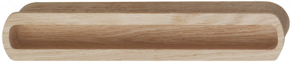 Muschelgriff TYRAN aus Holz zum Kleben