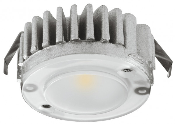 LOOX5 Ein- / Unterbauleuchte LED 2040 aus Aluminium modular monochrom 12V
