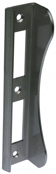 Winkelschließblech Toranschlag Höhe 180 mm Lappenschließblech