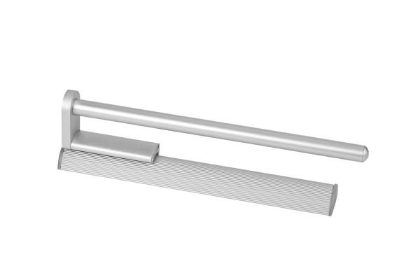 Handtuchhalter SARAH-B Handtuchauszug Aluminium 465 mm