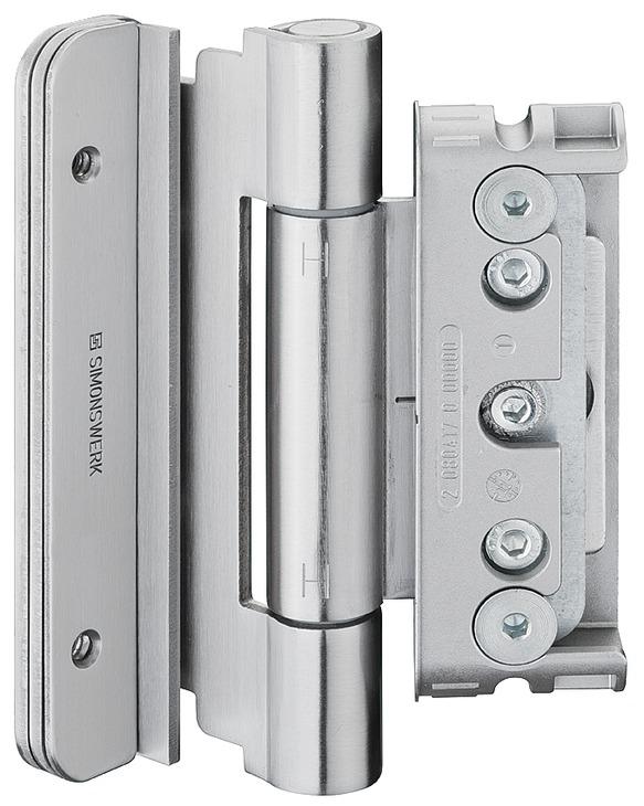 Simonswerk Einbohrband BAKA protect 4030 3D FD Ø 20 mm