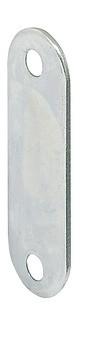 Häfele Gegenstück H6035 für Magnet-Druckverschluss Holztür zum Schrauben