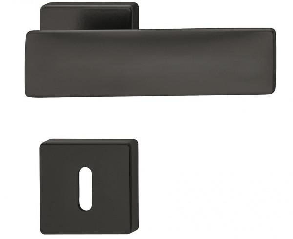 Türdrücker schwarz matt LDH 3225 BB