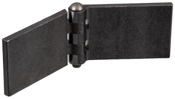 Anschweißscharnier mit Bandbreite 160 mm