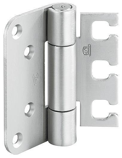 Simonswerk Objekttürband VX 7729/100 - Türband für Aufnahmeelement VX - für ungefälzte Türen 20mm
