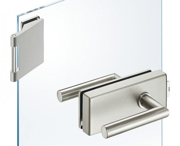 JUVA Glastür-Garnitur GHR 403 für Drehtüren im Wohnbereich